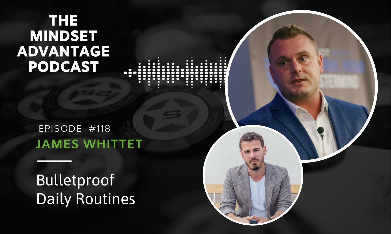 Episode 118 - James Whittet