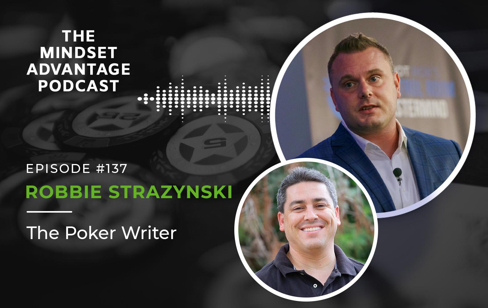Episode 137 - Robbie Strazynski
